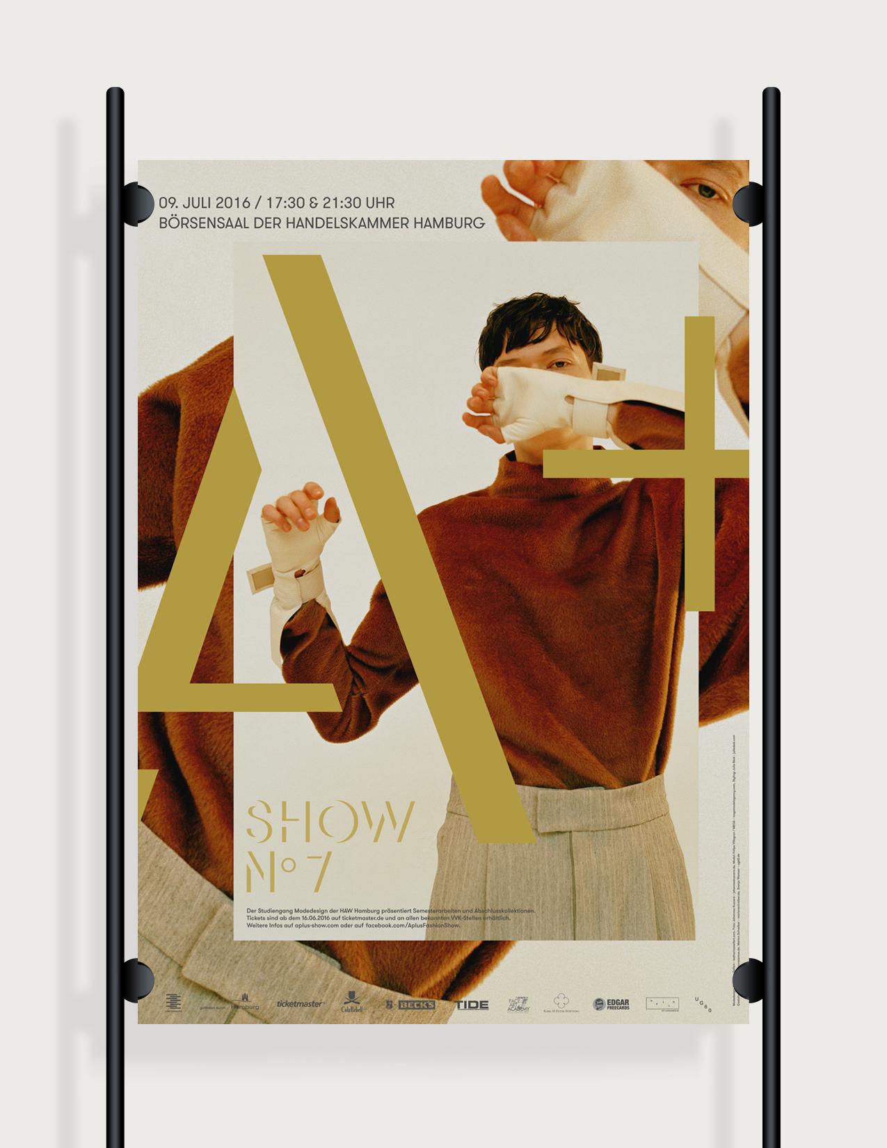APLUS-Plakat
